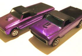 Hot Wheels nous rappelle au bon souvenir de la Custom Fleetside
