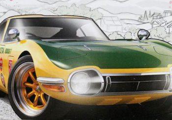 Infos juteuses concernant la nouvelle collection Hot Wheels Japan Historics