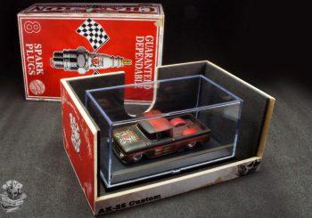 Custom du jour : Chevy Custom 62 Champion Spark Plugs