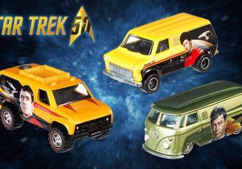 Une nouvelle série Pop Culture Star Trek pour 2016