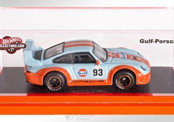 Salivez devant cette magnifique Porsche 993 GT2 Gulf