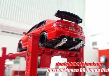 Custom Mugen RR Civic FD2R: Encore une superbe création de Danielh Modelmeister