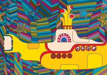 Hot Wheels : Une collection Yellow Submarine chez Walmart