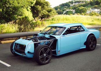 Ça pourrait être une Hot Wheels n°4 : La Toyota Corona Hot Rod