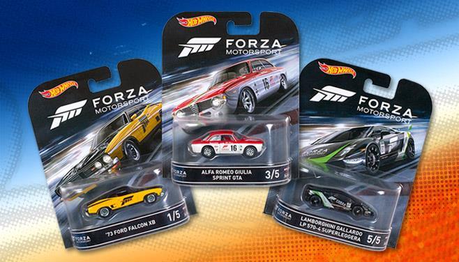 Forza D 233 Boule Enfin Dans La Collection Hot Wheels