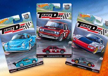 La superbe collection Car Culture Track Day