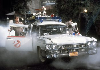 Une nouvelle série de 8 Hot Wheels Ghostbusters arrive