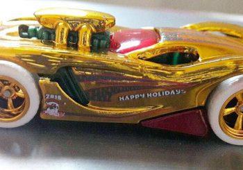 Une 16 Angels dorée en Super Treasure Hunt pour ce Noël