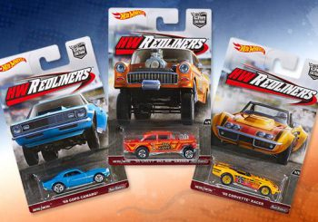 Car Culture Redliners : la série d'Hot Wheels qui fait mal