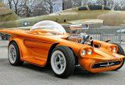 Ça pourrait être une Hot Wheels n°5 : Le Roswell Rod de Fritz Schenck