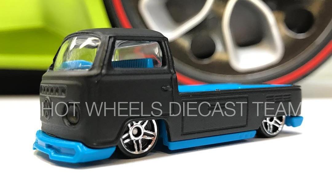 Hot Wheels Jun Imai D 233 Voile Un Nouveau Mod 232 Le Wolkswagen