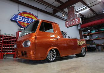 Hot Wheels : La version finale du Hi Po Hauler de Gas Monkey Garage