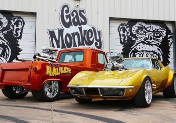 Découvrez les premières images pour l'Hot Wheels Hi Po Hauler de Gas Monkey Garage