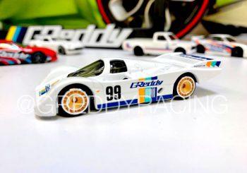Greddy dévoile une magnifique Porsche 962 de la collection Car Culture