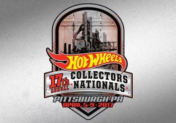 Des tueries pour les 17th Annual Hot Wheels Collectors Nationals