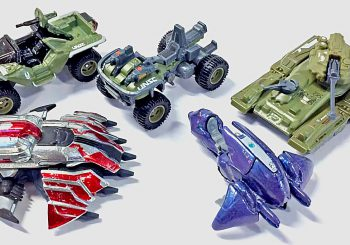 Hot Wheels : Une série Retro Entertainment pour Halo