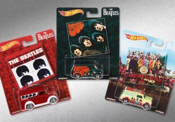 De nouvelles images pour les Hot Wheels Pop Culture des Beatles