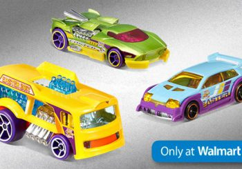 Hot Wheels : La nouvelle collection Easter Eggs de Pâques se dévoile