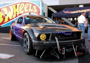 La version finale de la Mustang Super Treasure Hunt de 2017 en images