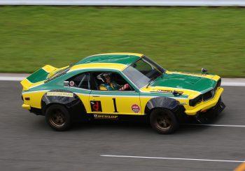 Une nouvelle Mazda RX-3 dans la série Car Culture Race Day