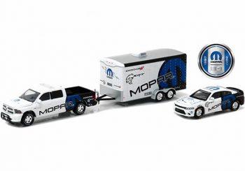 Ford, Dodge et Chevrolet avec de nouveaux trios chez Greenlight