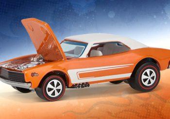 Hot Wheels : Une Neo-Classics '67 Camaro pour les membres du Red Line Club