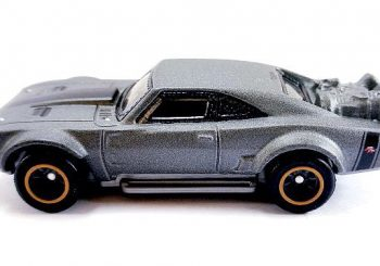 Hot Wheels : Des images pour la Dodge Ice Charger de la collection Mainline