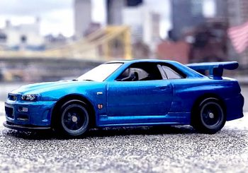 Retro Entertainment: Un aperçu de la Nissan Skyline R34 Fast And Furious