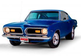 Mattel dévoile une superbe Plymouth Barracuda de 1967 pour le Red Line Club