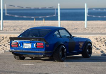 Une troisième version de la Custom Datsun 240Z arrive en Hot Wheels