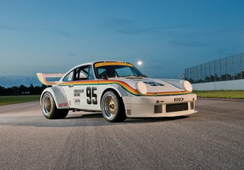 Une Porsche 934.5 en second Super Treasure Hunt de 2018