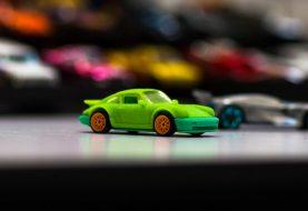Hot Wheels : Une nouvelle Porsche avec jantes officielles Fifteen52