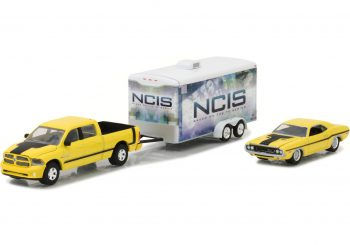 GreenLight Collectibles dévoile la Hollywood Hitch & Tow Series 4