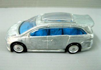 Hot Wheels : Une nouvelle version du Honda Odyssey en approche ?