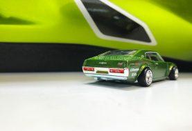 Hot Wheels : Découvrez la version finale de la Nissan Laurel C130