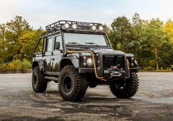 Hot Wheels : Mattel dévoile un Land Rover Defender avec des roues Real Riders Fifteen52