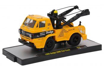 M2 Machines dévoile la série de dépanneuses Auto-Trucks