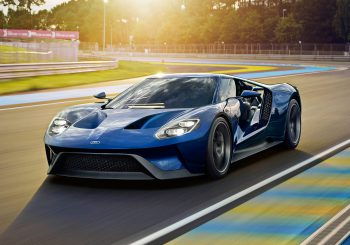 Greenlight Collectibles dévoile la Ford GT Racing Heritage Series 1