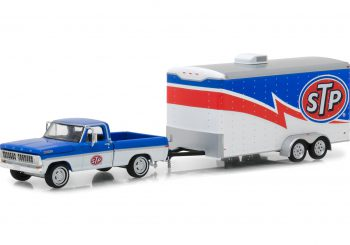 GreenLight Collectibles : Découvrez la série Hitch & Tow Series 12