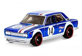Hot Wheels : Encore une Datsun 510 sublime pour le Red Line Club