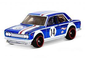 Hot Wheels : Encore une Datsun 510 sublime pour le Red Line Club