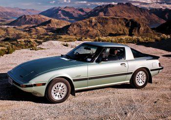 Une nouvelle version pour la Mazda RX-7 Fb en Hot Wheels
