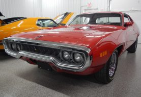 Une Plymouth Satellite de 1972 arrive en Hot Wheels