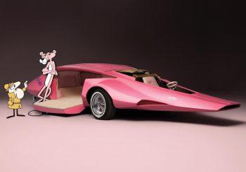 Ça pourrait être une Hot Wheels n°9 : The Pink Panthermobile