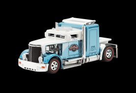 Hot Wheels : Un Convoy Custom pour les membres du Red Line Club