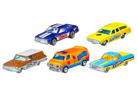 Une nouvelle collection Hot Wheels Pop Culture Nestlé pour 2018