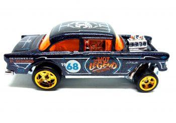 Une nouvelle 55 Chevy Bel Air Gasser pour les 50 ans d'Hot Wheels