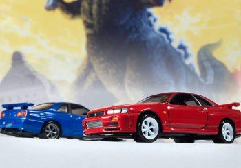 Johnny Lightning : Deux Nissan Skyline GT-R R34 arrivent !