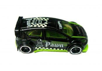 Une nouvelle color variation pour la Ford Fiesta 2012 en Hot Wheels