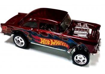 Hot Wheels :  Une nouvelle 55 Chevy Bel Air Gasser pour 2018 ?